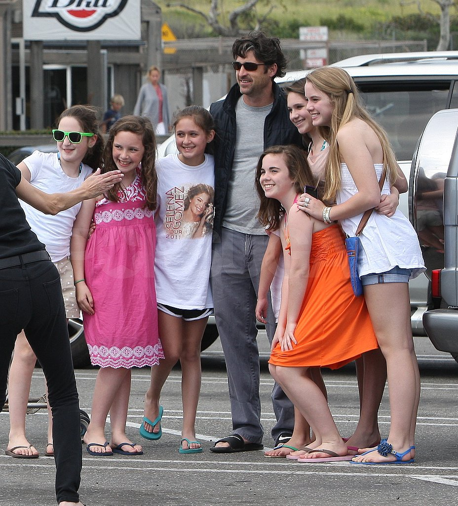 Even Young Girls Swoon Over the Always Dreamy Patrick Dempsey