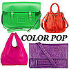 Shop the Best Bright Bags and Clutches For Spring 2011