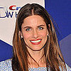 Amanda Peet Talks Teeth Whitening and Turning Her Hair Green