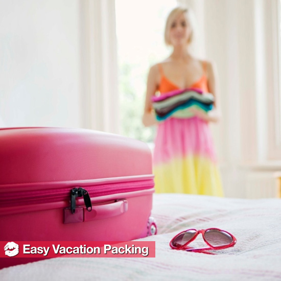 10 Spring Break Fixes For Packing Light