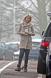 Gwyneth Paltrow Returns to London and, Soon, Glee