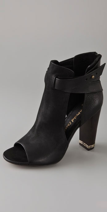 Cutout detailing makes this Jean-Michel Cazabat Danny Bootie ($350) ideal for warmer weather.