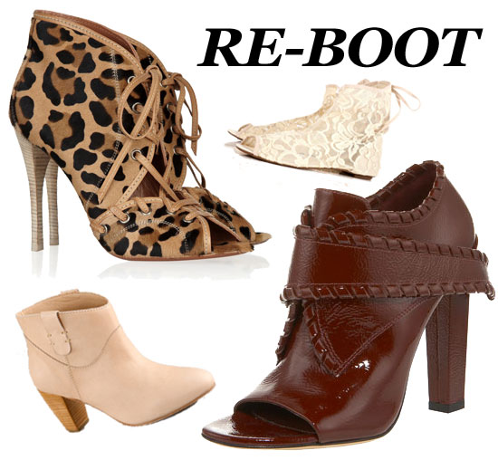 10 Slick Spring Booties You Need Now!