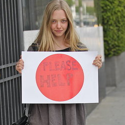 Pictures of Amanda Seyfried Out in LA Before The Lincoln Lawyer Opens