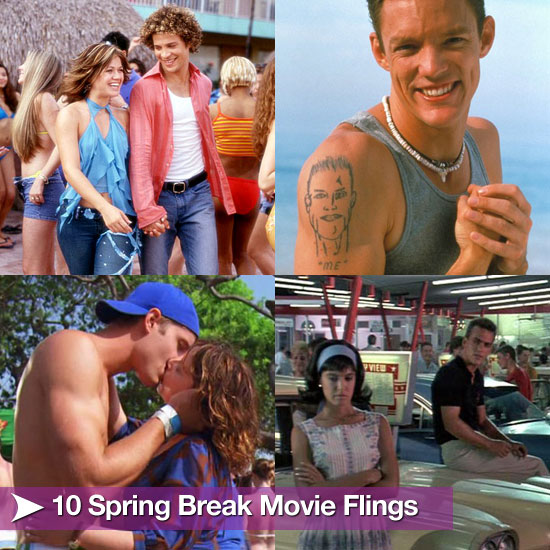 Since it was a movie that changed Spring break into what it is today, ...