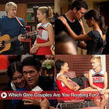 Current and Potential Glee Couples