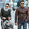 Pictures of Julianna Margulies With Her Husband and Baby Kieran