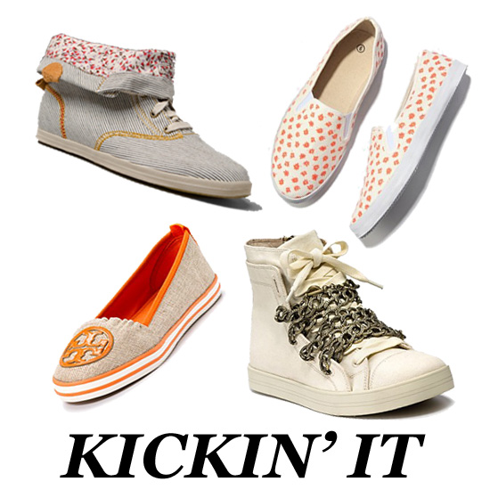 10 Supersweet Casual Kicks You Need Now!