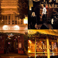 Vermont Kitchen &amp; Bar Los Angeles Dinner and Show Series