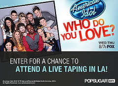 Want to Attend a Taping of American Idol? Enter For a Chance Now!