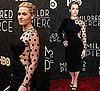 Photos of Kate Winslet at the Mildred Pierce Premiere in Stella McCartney