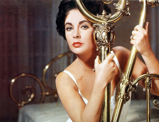 Elizabeth Taylor circa 1958 in Cat on a Hot Tin Roof.