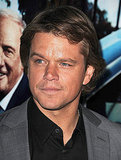 Matt Damon Celebrates Jerry Weintraub's His Way With Cindy, Rande, and More