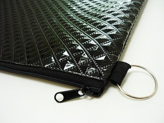 Textured iPad Sleeve ($15)