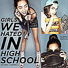 Girls We Hated in High School Handbag Collection by Jeffrey Campbell