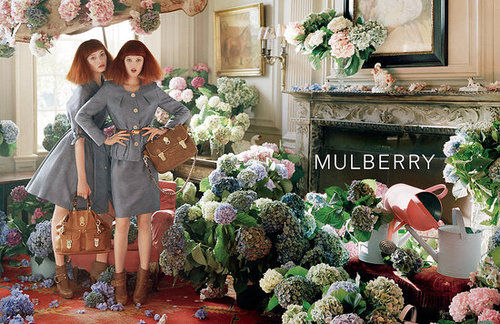 Video of Mulberry's Spring 2011 Ad Campaign