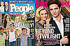 Which Magazine Will You Pick Up This Weekend — EW's Rob and Reese or People's Jolie-Pitts?