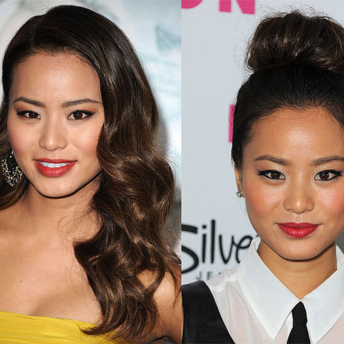 Which Red Carpet Look Do You Prefer on Sucker Punch Star Jamie Chung?