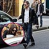 Pictures of Daniel Craig and Rachel Weisz Shopping in London