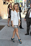 A Fashion Metamorphosis: Sarah Jessica Parker