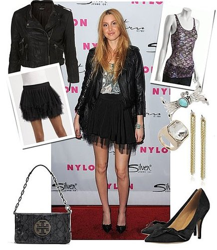 Pictures of Whitney Port Style in LA