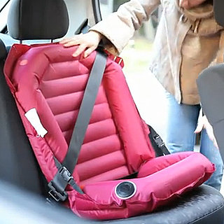 Easy Car Seat — the Inflatable Booster Seat