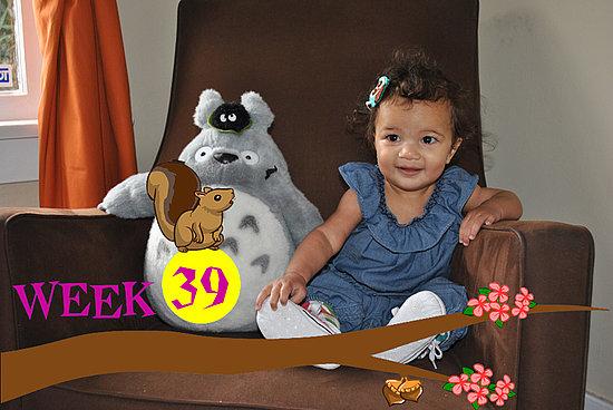Olivia Lily 39 Weeks Old!!