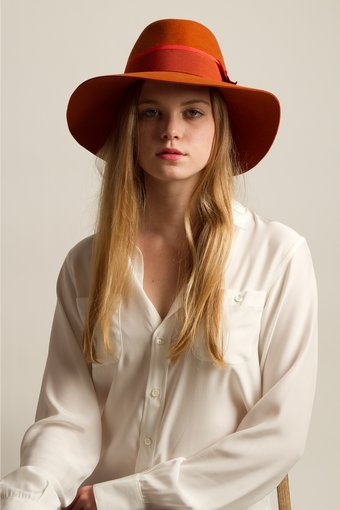 Maison Michel for Opening Ceremony Wide Rim Hat ($390)