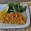 Cornflaked Crusted Snapper