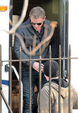First Look: Rooney Mara and Daniel Craig on the Set of The Girl With the Dragon Tattoo!