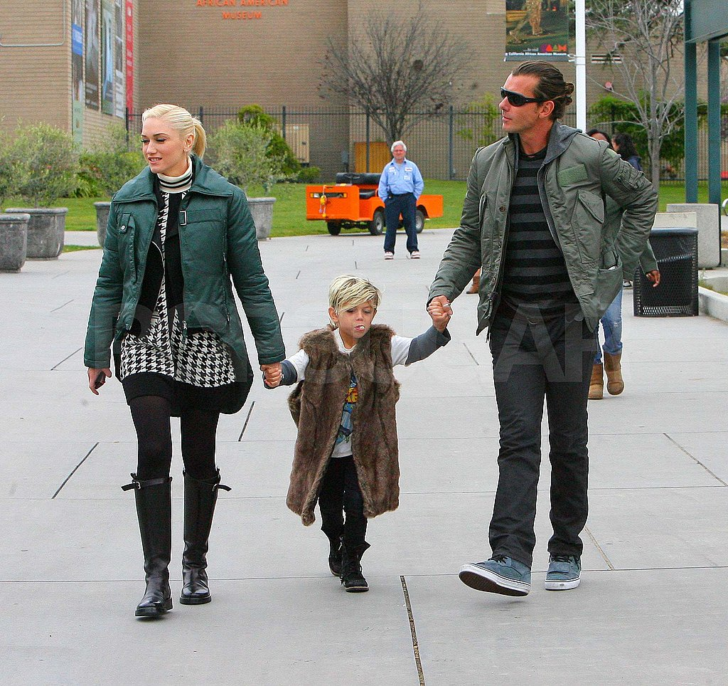 Gwen and Gavin Make a Museum Stop With Smiley Kingston and Zuma