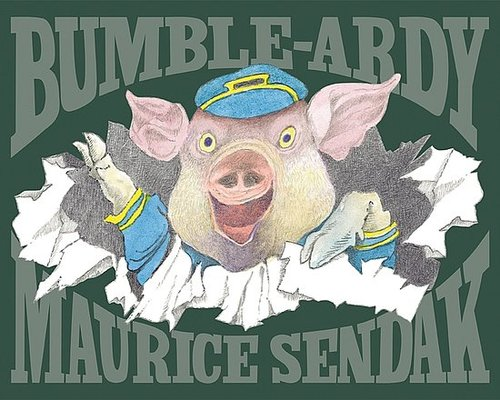 Maurice Sendak Publishes New Book