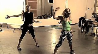 Video of Nicole Richie and Tracy Anderson Dance Workout
