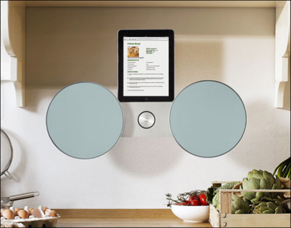 Bang and Olufsen Beosound 8 ($1,000)