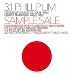 3.1 Phillip Lim, United Bamboo, and Nepenthes Sample Sales to Help Japan