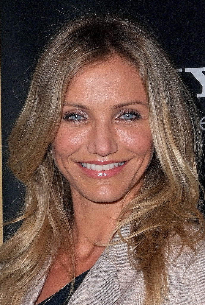 Cameron Diaz Looks Good Getting Bad in Las Vegas