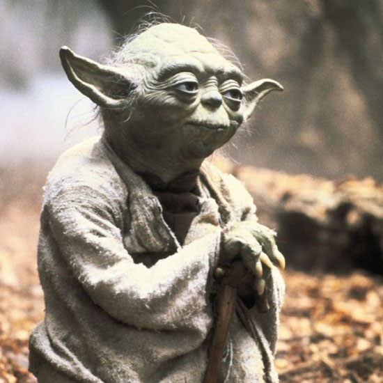 Life Lessons Learned From Yoda