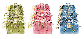 Miu Miu To Launch E-Commerce April 6, 2011; Introduces Mini Bag Charms