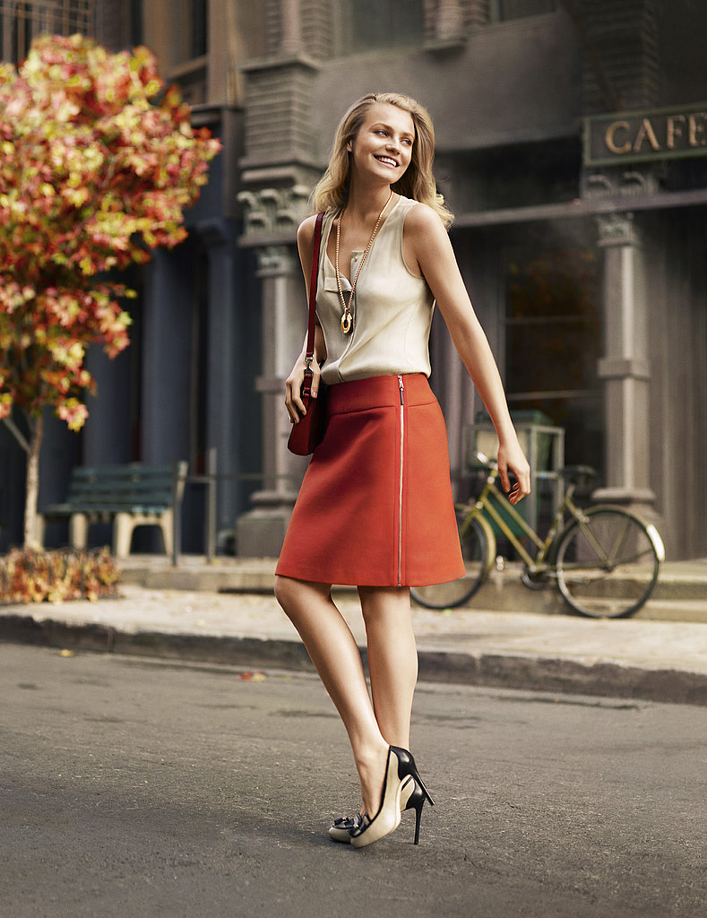 Ann Taylor Lookbook: Fall 2011