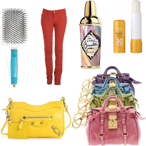Beauty and Fashion Must-Have Items For Spring!