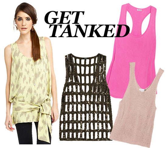 Shop the Best Sleeveless Tops For Spring and Summer!