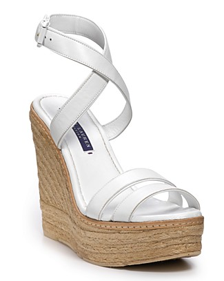Ralph Lauren Collection espadrilles ($350)