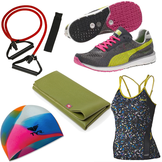 Exercise Equipment to Pack When You Travel