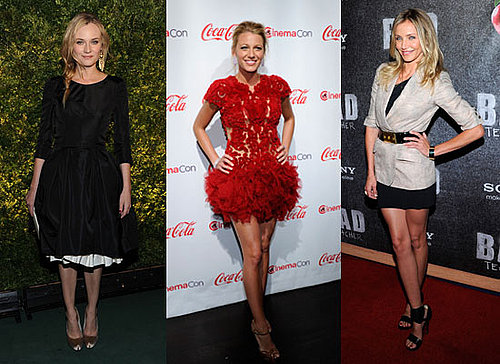 Roundup of Celebrity Fashion Photos Olivia Palermo Miranda Kerr Michelle Williams Blake Lively
