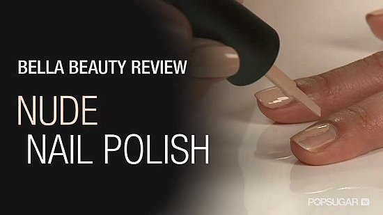 Three Perfect Nude Nail Colors For Your Skin Tone