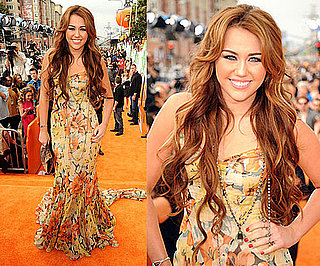 Miley Cyrus at the Kids' Choice Awards 2011 2011-04-03 14:28:37