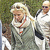 Pictures of Gwyneth Paltrow and Moses at Legoland
