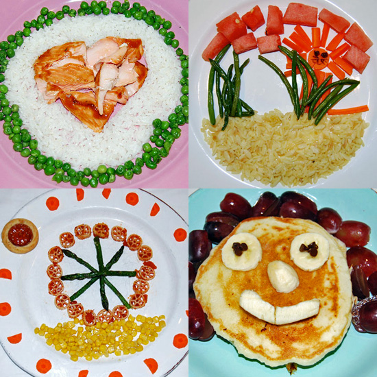 9 Fun Mural Meals to Encourage Healthier Eating