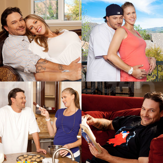 Pictures of Kevin Federline With Pregnant Victoria Prince