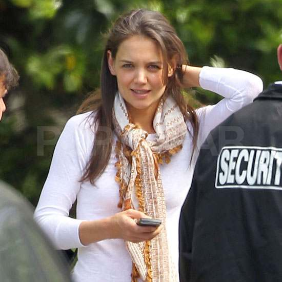 Katie Holmes Gets a Pick-Me-Up With Ratings and Awards
